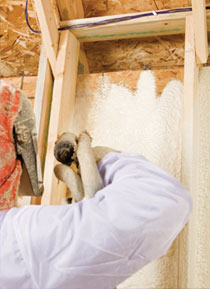 Aurora Spray Foam Insulation Services and Benefits